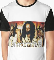 SHOTTAS Graphic T-Shirt