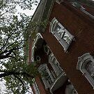 Oregon Historic District - Dayton, Ohio, USA by Georgia Mizuleva