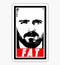 Pinkman - FAT Sticker