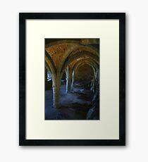 dungeon Framed Print