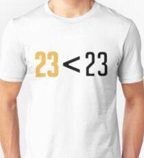 Jordan Greater Than LeBron Unisex T-Shirt