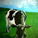Just grazing... by Cherie Roe Dirksen