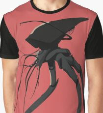 War of the Worlds PNG Graphic T-Shirt