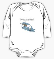 Narwhal - Unicorn of the Sea One Piece - Long Sleeve