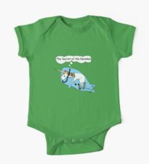 Narwhal - Unicorn of the Sea One Piece - Short Sleeve