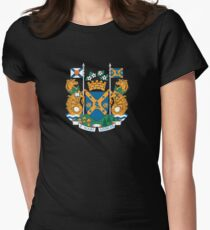 Halifax, Canada Women's Fitted T-Shirt