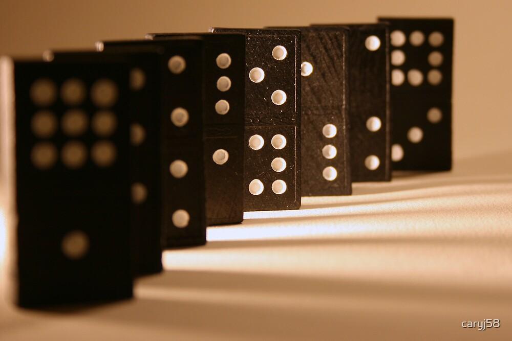 Dominoes by caryj58