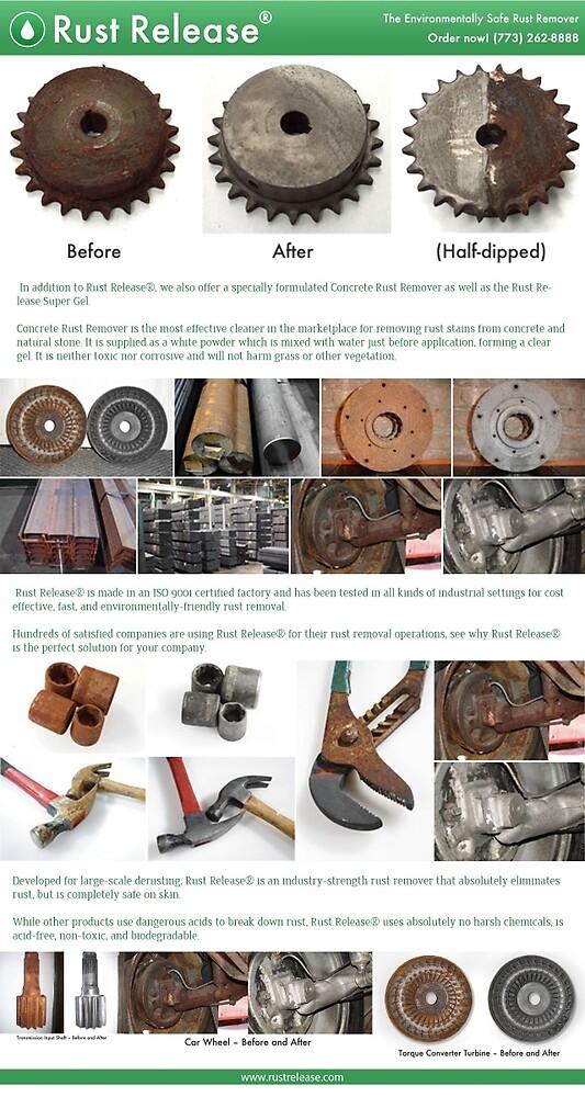 Metal Rust Remover by rustrelease