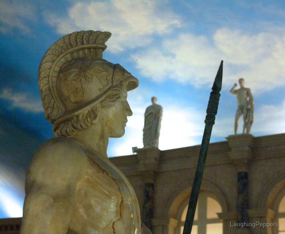 Caesar's Guard by LaughingPeppers