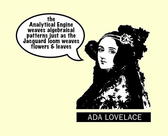 Meet the maker bringing Ada Lovelace to life