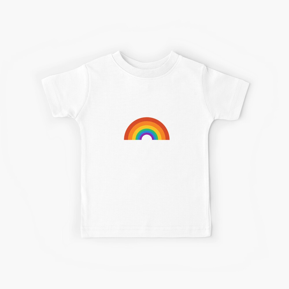 rainbow pride Kids T-Shirt
