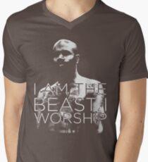 Death Grips | MC Ride 1 Men's V-Neck T-Shirt