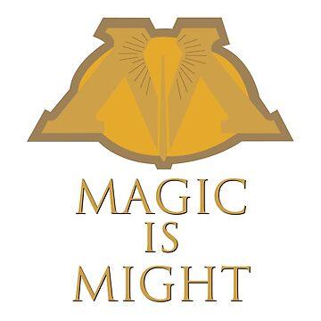 Magie ist Macht von tlamey