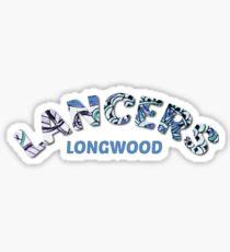 Longwood Floral Sticker