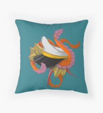 Captain Of Your Own Soul Throw Pillow