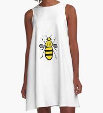 Manchester Bee A-Line Dress