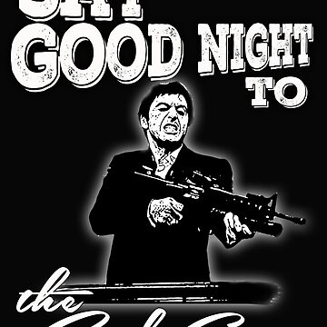 Say good night to the bad guy by JTK667
