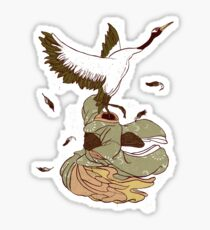 The Day You Went Away Sticker