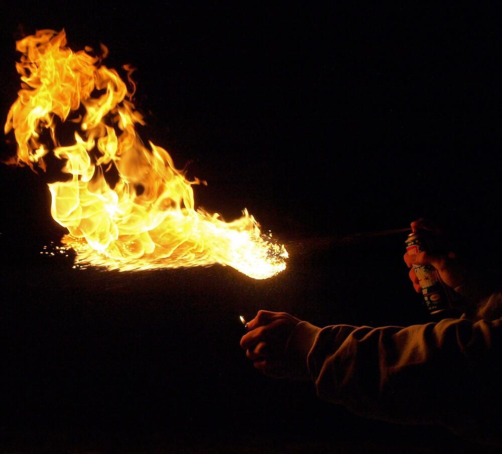 Fire Starter by JThill