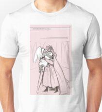 ANGEL POEM TWO Unisex T-Shirt
