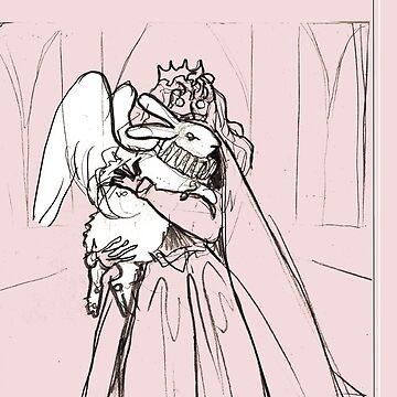 ANGEL POEM TWO by samsketchbook