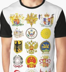 Coat of Arms  Graphic T-Shirt