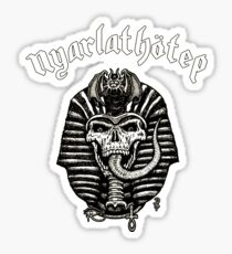 Nyarlathotep Sticker