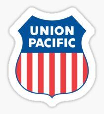 Union Pacific Railroad  Sticker