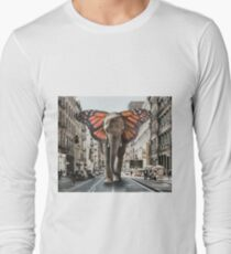 Lost Butterphant in NYC T-Shirt