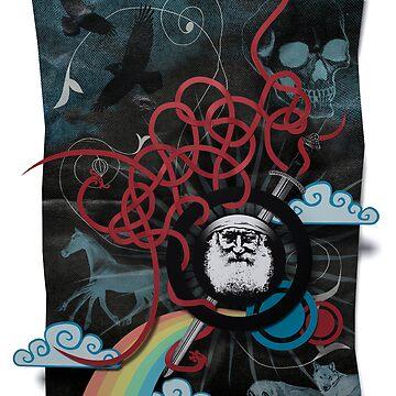 Odin by eivindvetlesen