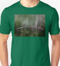 Branch Reflection,Royal National Park,Australia 2011 T-Shirt