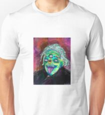 Trippy Einstein T-Shirt