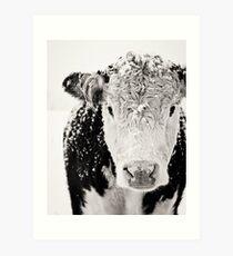 Shaggy Beast Art Print