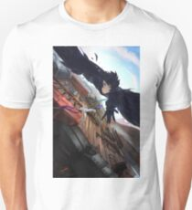 Fall from the Moving Castle Unisex T-Shirt