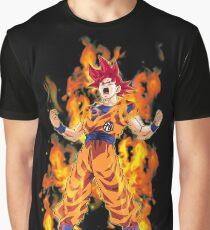 goku super saiyan Graphic T-Shirt