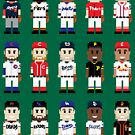 8-Bit National Baseball by AlCreed