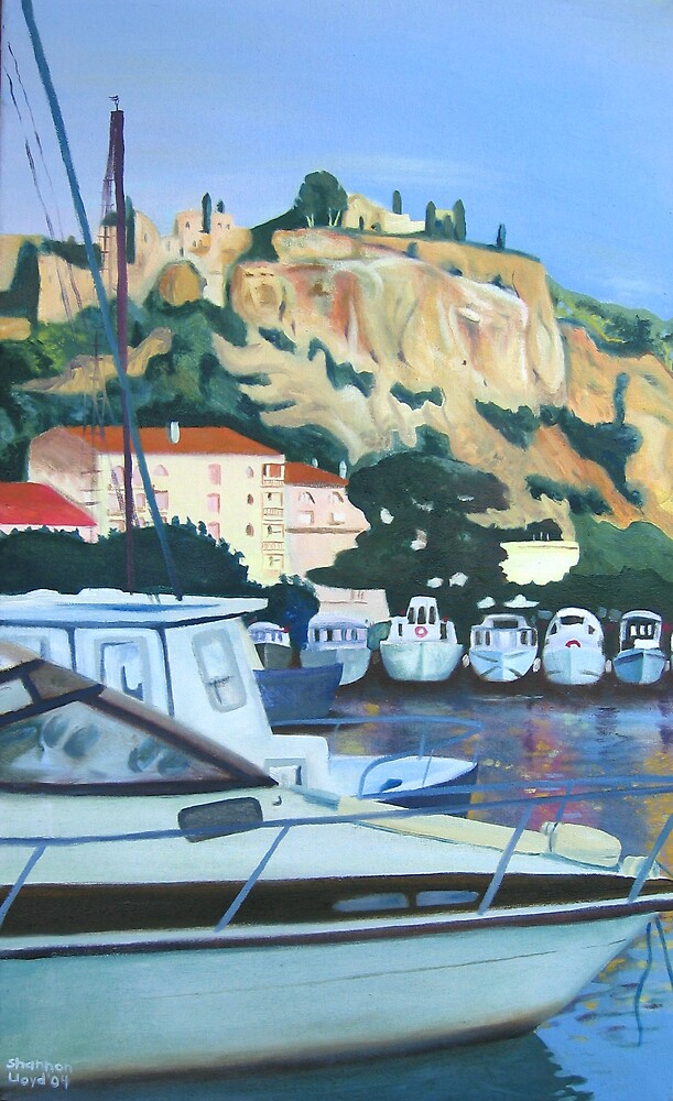French Riviera by shannon lloyd