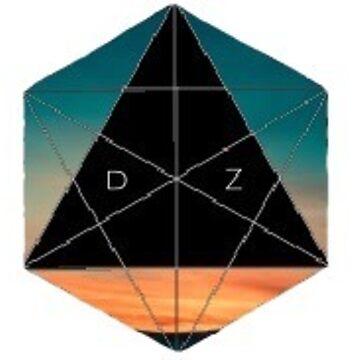 DZ Freerunning Sunset logo  by DZFreerunning