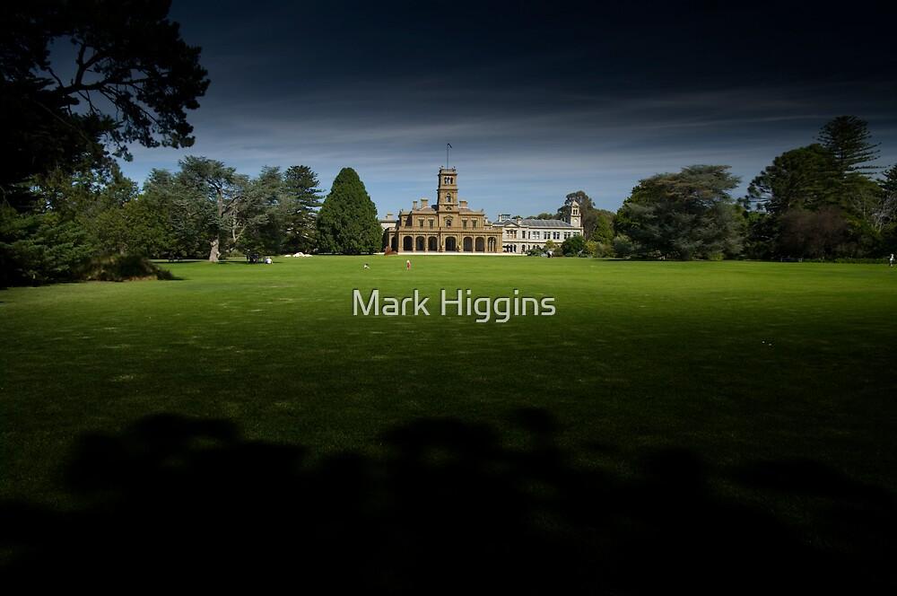 Werribee Mansion by Mark Higgins