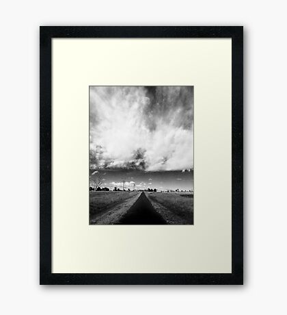 My view of Ten May - Morning (South) Framed Print