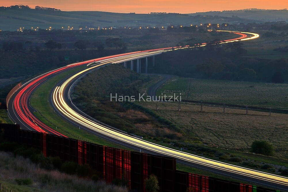 0499 The By Pass - Geelong by Hans Kawitzki