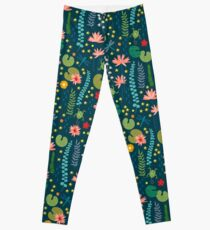 Lily Pad Leggings