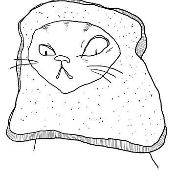 Ugly Cats - Jasper by rukaharuka