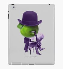 Magritte iPad Case/Skin
