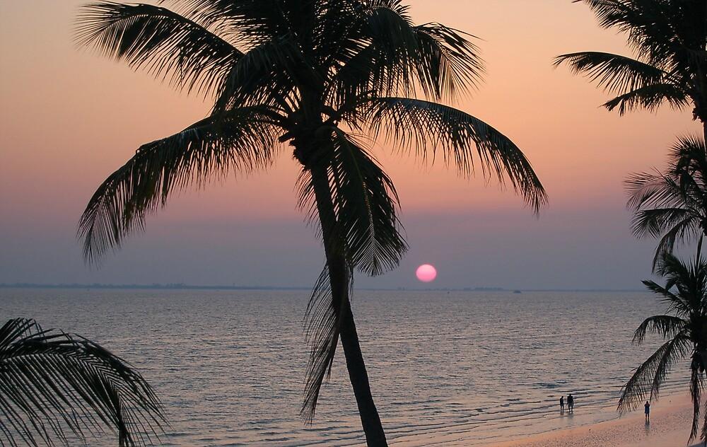 Sunset by terrylazar