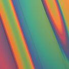Rainbow Stripes by Lyle Hatch