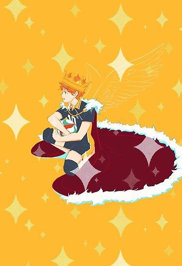 King - Hinata from Haikyuu!! by marishop