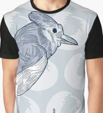 The Bluest of Jays Graphic T-Shirt