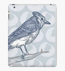 The Bluest of Jays iPad Case/Skin