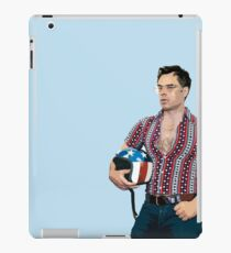 Jemaine Clement 7 iPad Case/Skin